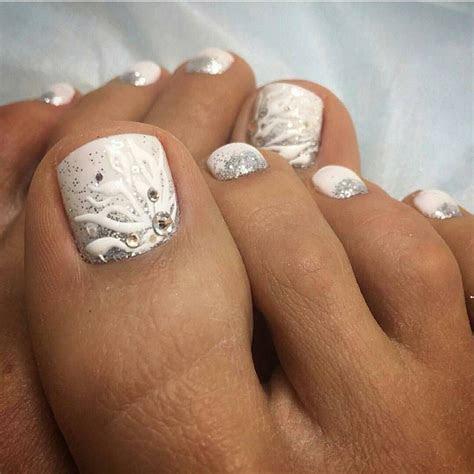 pedicure   Nails   French pedicure designs, Pedicure nails