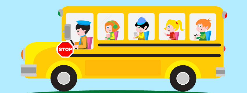 Image result for Transport facility to the School Children