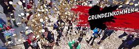 Grundeinkommen für alle?: Wo die Utopie bald wahr werden könnte