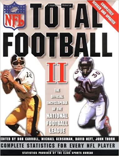 Pro Football Journal: Top 100 Pro Football Books of AllTime: Part Five  201