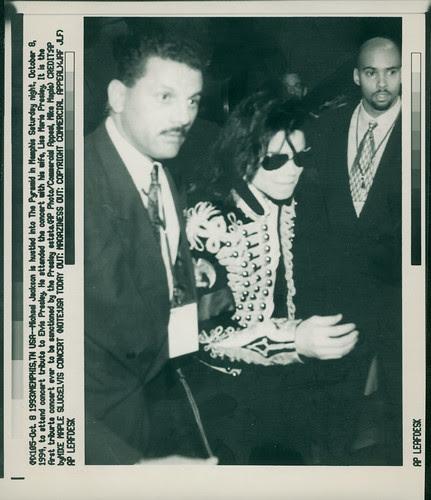 Jackson Michael - Oct 08 1994