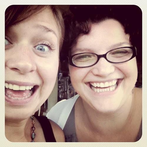 Sarahb & me