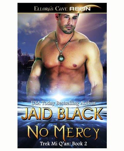 No Mercy (Trek Mi Q'an, Book Two) by Jaid Black