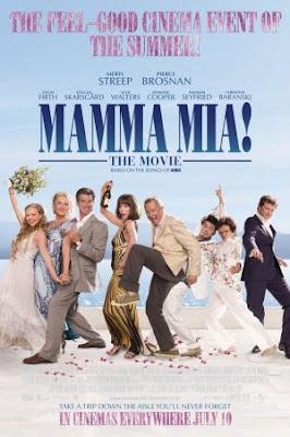 Mamma Mia - The Movie group poster