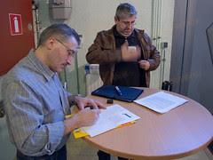 1st Strobist WS in Luxembourg