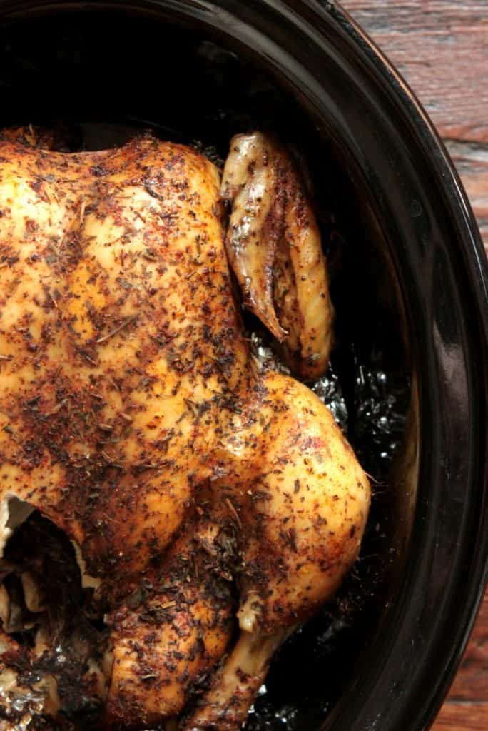 Easy-CrockPot-Chicken-6-684x1024