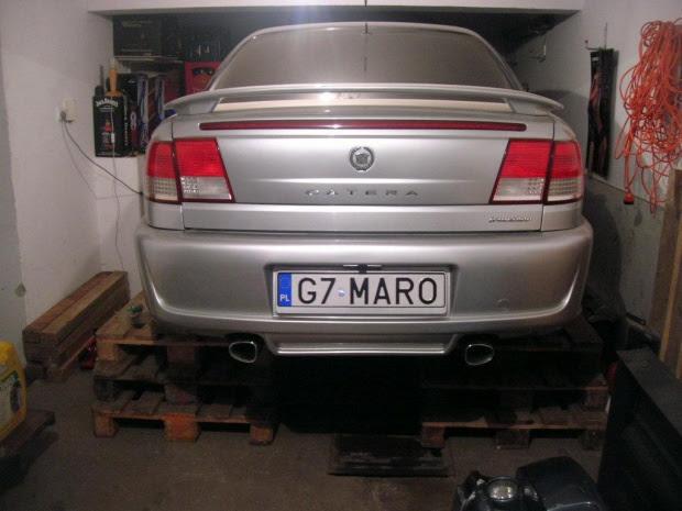 Opel Omega Forum • Zobacz wątek - Omegi of Maro and ...