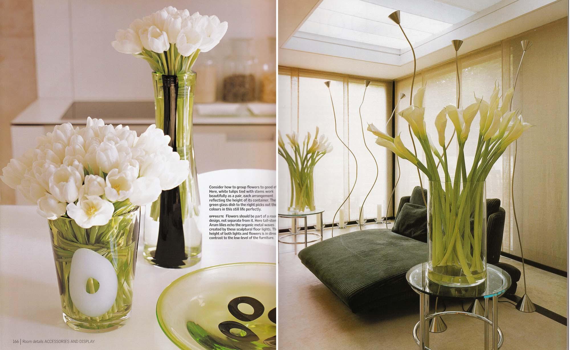 Home Design Flower
