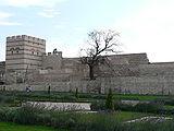 Les remparts de Théodose II