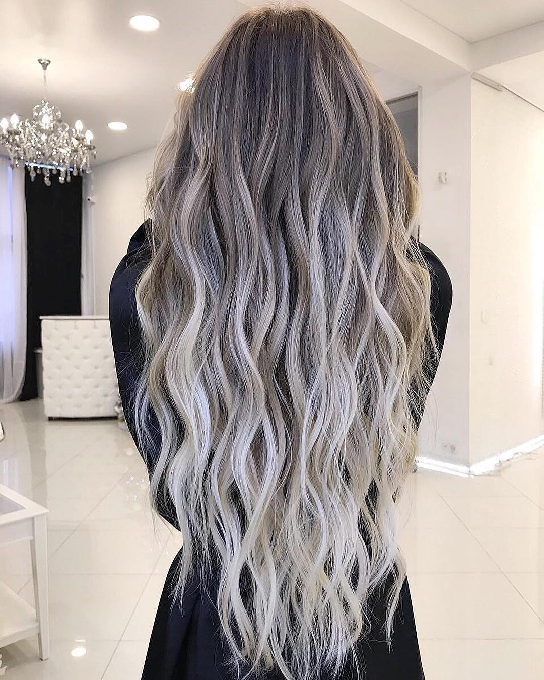 10 Balayage-Ombre Long Hair Styles from Subtle to Stunning ...