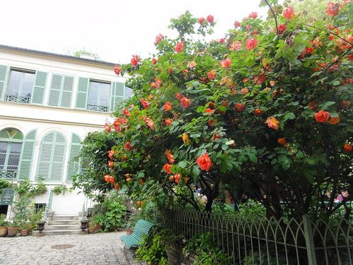 Hôtel Scheffer-Renan Rosier Orange