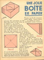 boite papier