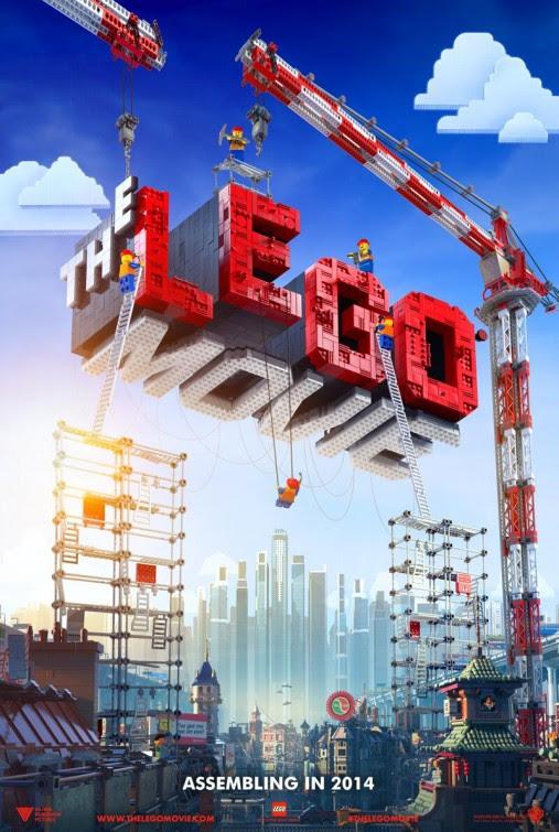 The Lego Movie Movie Poster