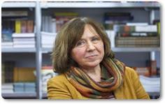 Svetlana Alexievich, nou premi Nobel de Literatura
