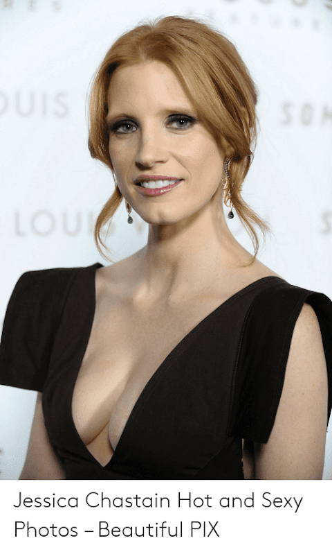 Jessica Chastain Sexy Pics (@Tumblr) | Top 12 Hottest
