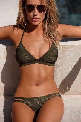 Vitamin A 'Rothko' Bikini