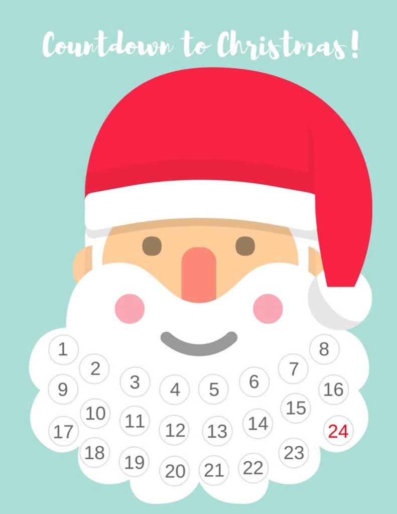 countdown to christmas calendar 4 791x1024