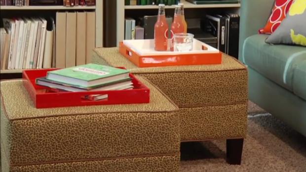 Kid-Friendly Living Room | Momversation