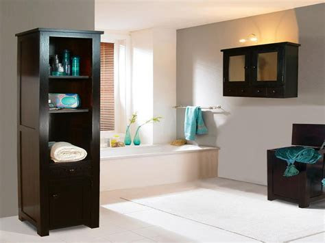 bathroom decor ideas  tub  colors midcityeast