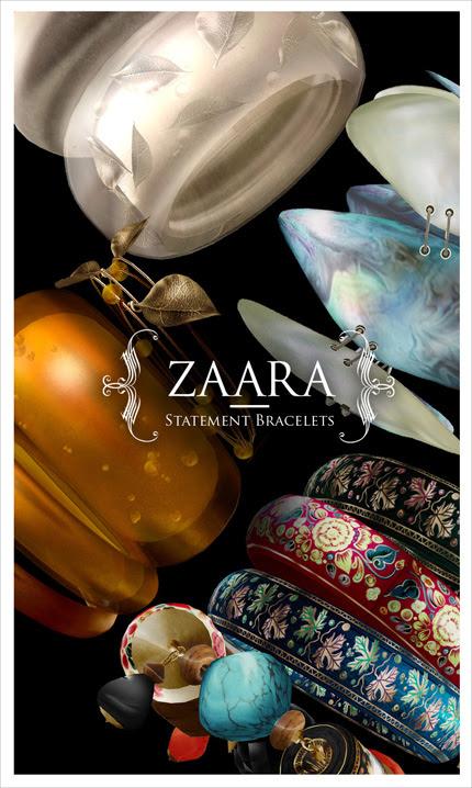 Zaara : Statement Bracelets