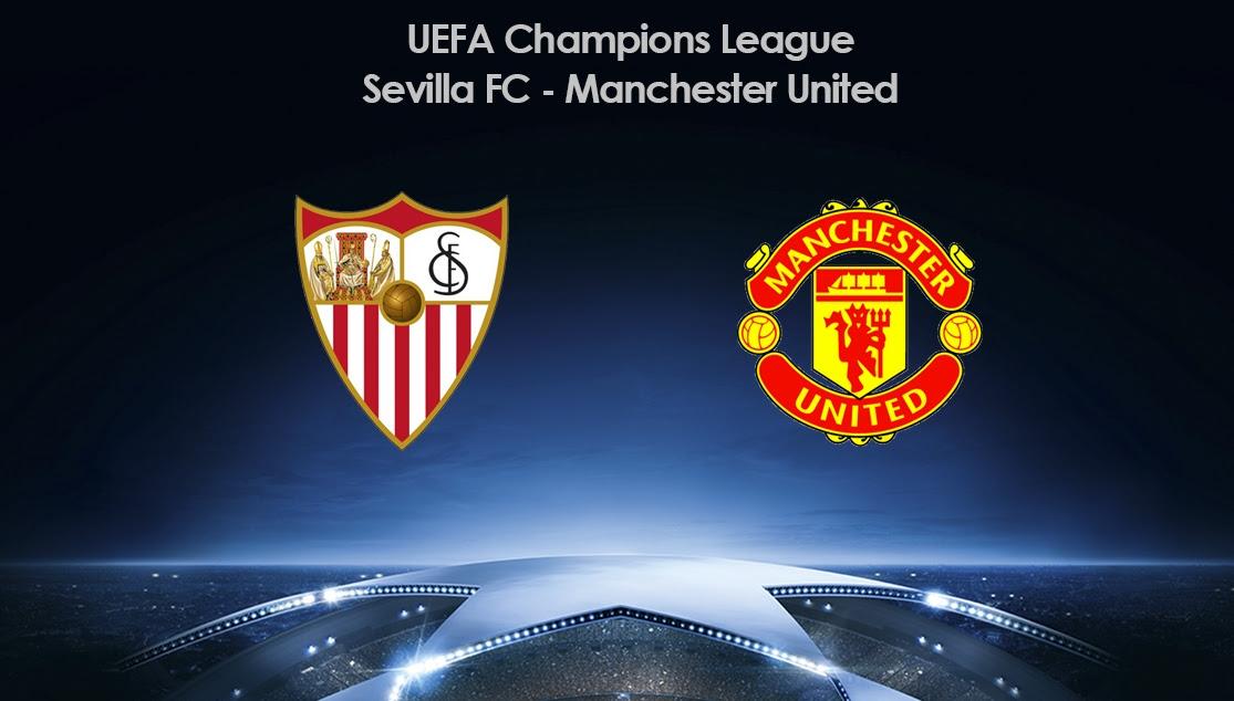 Image result for Sevilla vs Manchester United