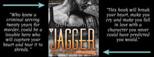 Defending Jagger Banner