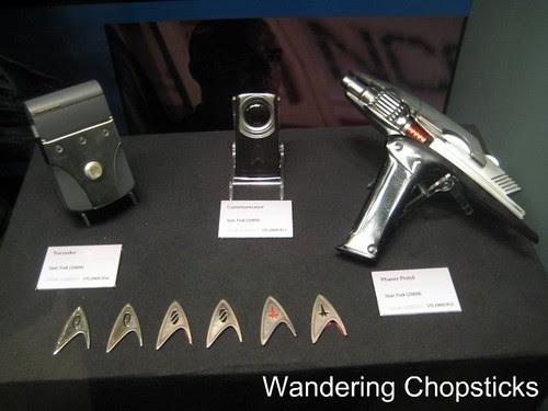 Star Trek The Exhibition (Hollywood & Highland Center) - Los Angeles 18