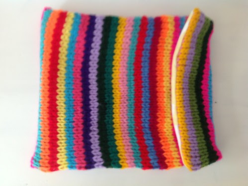 Multicolour iPad Case by Crafty Bags