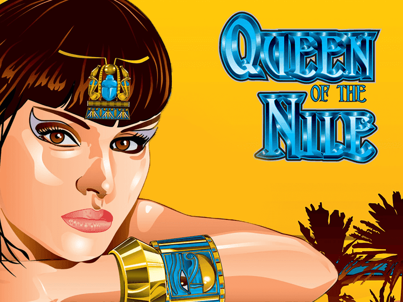 Slot queen of the nile