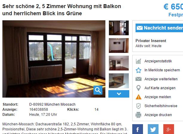 Wohnungsbetrugblogspotcom Robertschrage At Gmxde Sehr Schöne 25