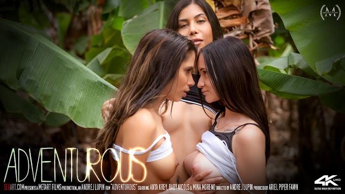 Aventurero - Anya Krey & Baby Nicols & Mina Moreno