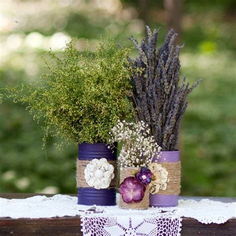 Best 25  Tin can centerpieces ideas on Pinterest   Diy tin