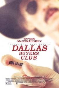 續命梟雄/藥命俱樂部 (Dallas Buyers Club) poster