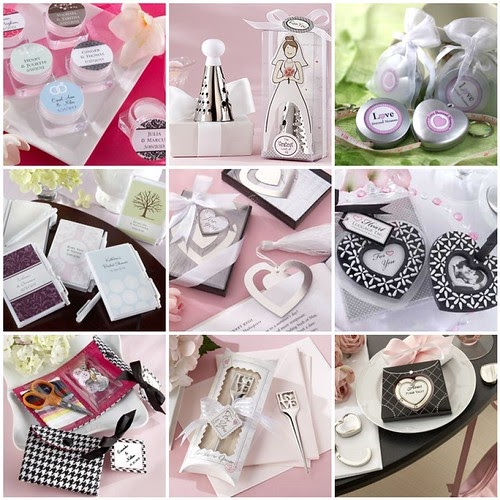 Practical Bridal Shower Favors