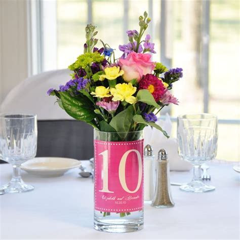 unique table centerpieces   Unique Wedding Table Number