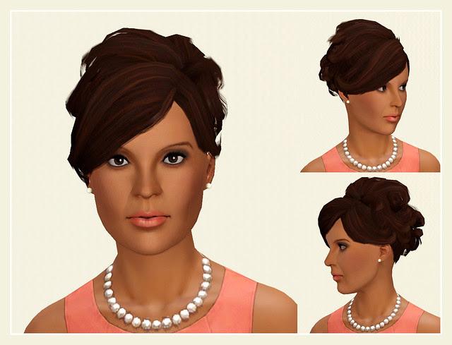 Audra Mason - Closeups
