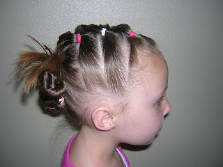 hair style for girls