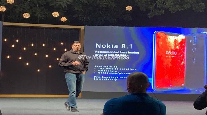 Nokia 8.1 with Snapdragon 710, 6.18-inch HDR display launched in India: Price, specifications