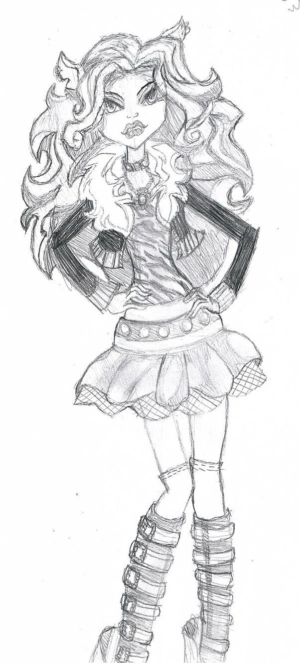 Monster High Mh Dünyası Sizlerle Acayip Havalı Ve