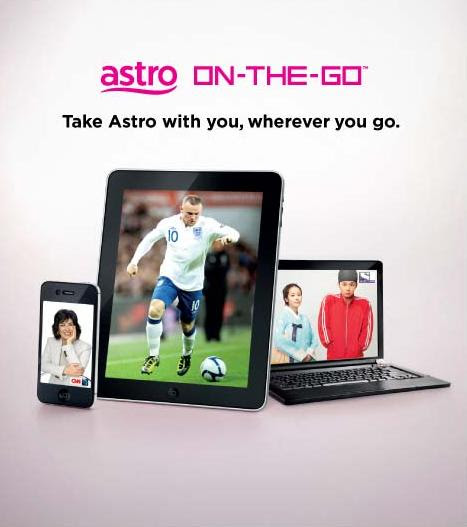 Poster ASTRO ON THE GO