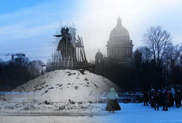 Siege of Leningrad, Russia 13