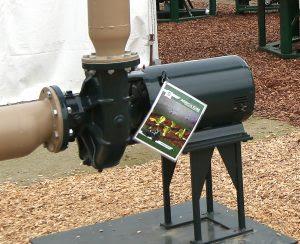 Calwest-pump