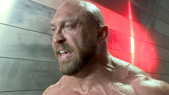 Ryback boldly claims he is the attraction: WWE.com Exclusive ...