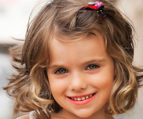 Adorable iHairstylesi for Your Daughter