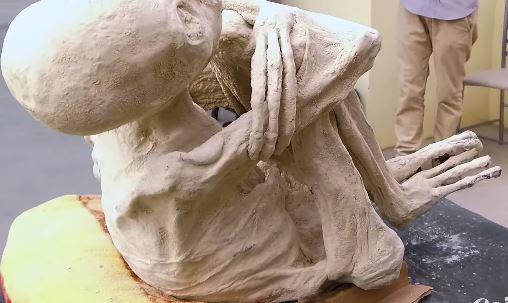 múmia descoberta no Peru pode ser alienígena