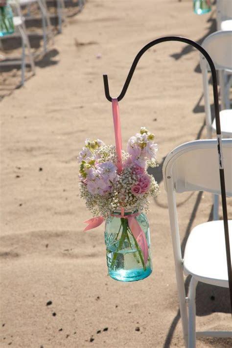25  trending Beach Wedding Aisles ideas on Pinterest