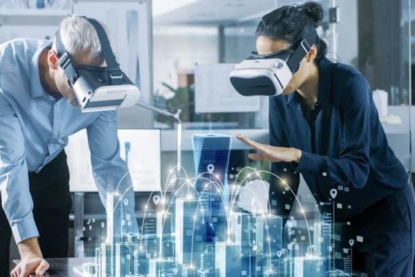 67382b303 شاهد..7 نظارات للواقع الافتراضي تساعد الشركات بعملها