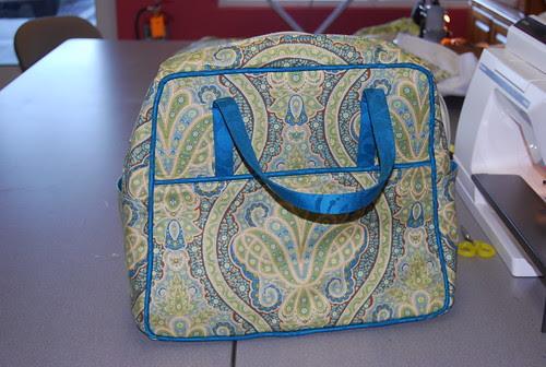 Barbara's Weekender Bag
