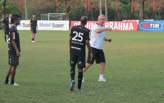 Dorival Junior, Flamengo (Foto: Richard Souza / Globoesporte.com)