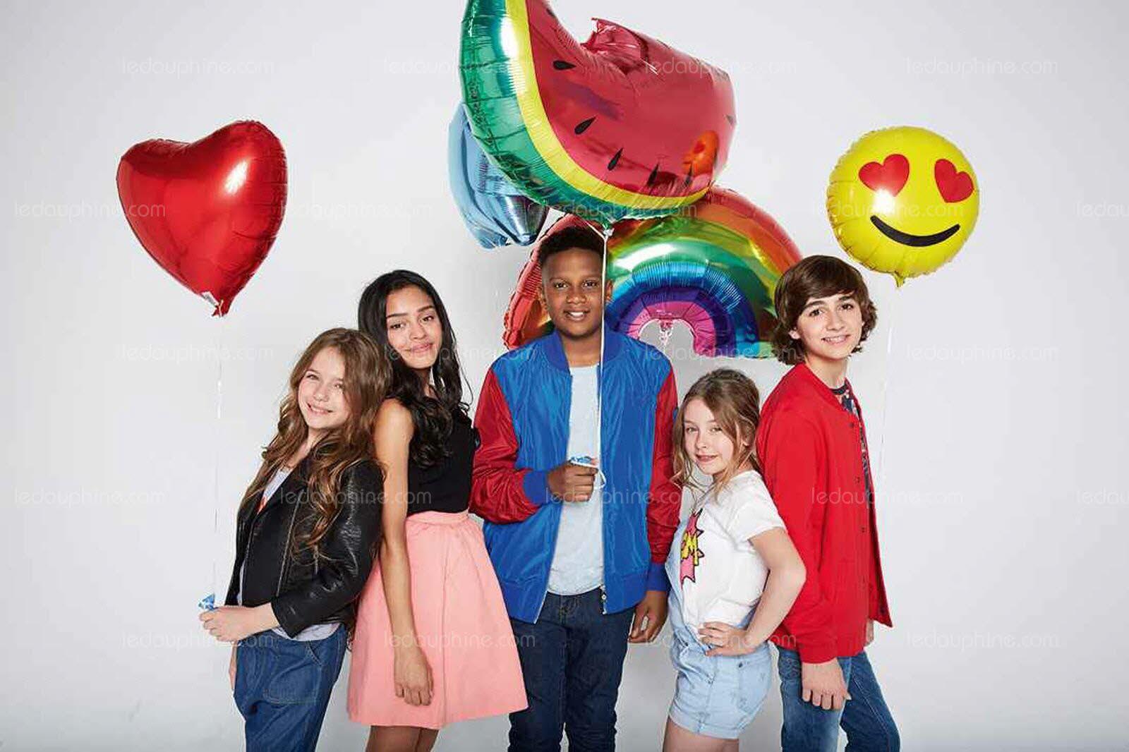 Les cinq chanteurs de Kids United seront au Thé¢tre antique le 16 juillet prochain